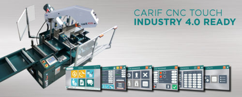 carif cnc touch industry 4.0