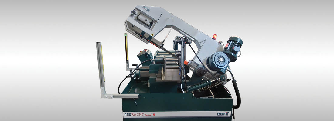 Carif Sawing Machines 450 BA TOUCH