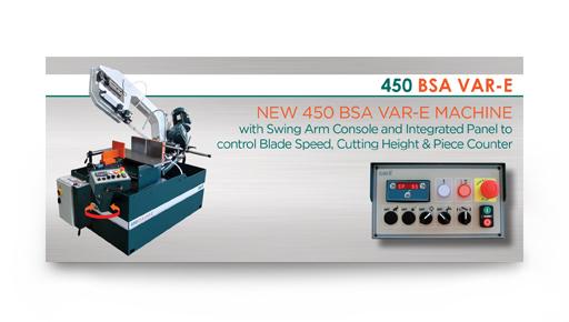 New Carif 450 BSA VAR-E