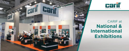 Carif Sawing Machines Exhibitions Trade Fair